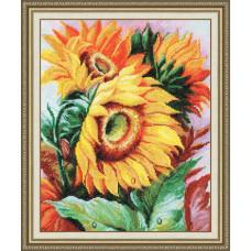 Цветы солнца №1 (Т-009)