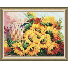 Цветы солнца (Т-010)