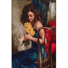 Желтые розы (G532)