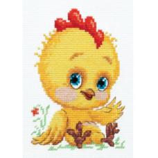 Петушок - золотой гребешок (19-20)*
