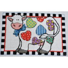 Лоскутная корова (6662)