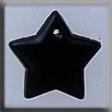 Украшения Mill Hill Large Flat Star Black (12222)