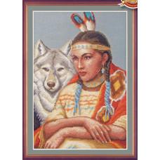 Белая волчица (З-005)