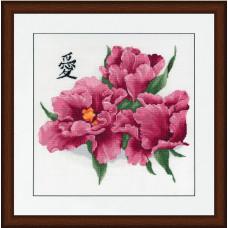 Бархатные тюльпаны (ЛЦ-069)