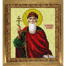 Набор для вышивания бисером Краса і творчість Св. Владимир (10516)