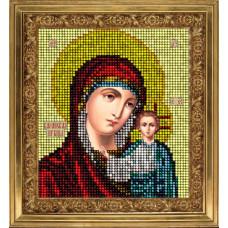 Набор для вышивания бисером Краса і творчість Казанская икона (11113)