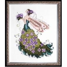 Набор бисера MillHill для дизайна Mirabilia Lilac-Spring Graden - Pixie Couture Collection (NC130E)