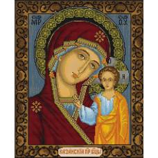 Казанская Божья Матерь (В436)