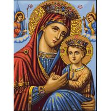 Икона Божьей Матери (В428)