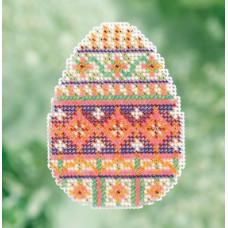 Набор MillHill, Яйцо с орнаментом (H181715)