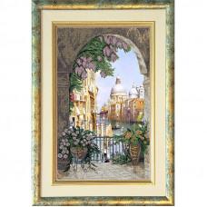 Набор для вышивания бисером Краса і творчість Венецианская сказка (31112)
