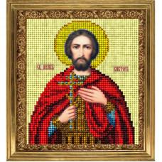 Набор для вышивания бисером Краса і творчість Св. Виктор (40815)