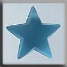 MH 12048 - Large Domed Star Matte Aqua
