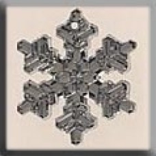 MH 12039 - Large Snowflake Crystal Bright