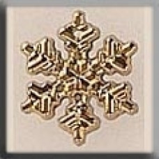 MH 12036 - Small Snowflake Gold