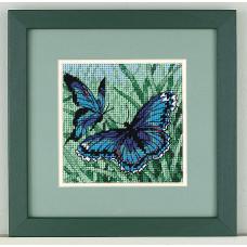 Набор для вышивания Dimensions Пара бабочек (07183)