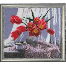 Ваза с тюльпанами (286)