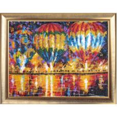 Воздушные шары (по картине Л. Афремова) (334)