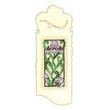 Закладка Цветущий ирис (1614АС)
