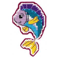 Магнит Рыбка (1622АС)*