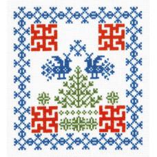 Набор для вишивання хрестиком Чудесная игла Здоровье и долголетие (88-01)