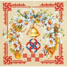 Набор для вышивания крестиком Чудесная игла Любовь и верность (88-09)