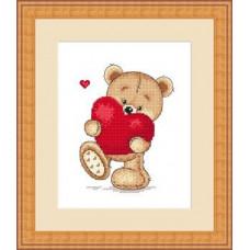 Большое сердце (МК-020)