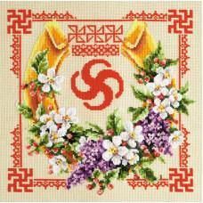 Набор для вышивания крестиком Чудесная игла Достаток и процветание (88-06)