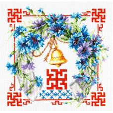Набор для вышивания крестиком Чудесная игла Здоровье и исцеление (88-07)