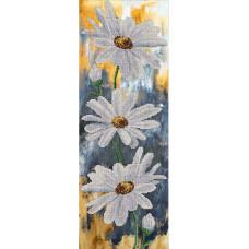 Набор для вышивания бисером Краса і творчість Ромашки (41115)