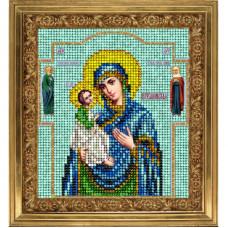 Набор для вышивания бисером Краса і творчість Иерусалимская икона (51013 )