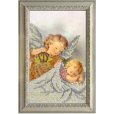 Набор для вышивания бисером Краса і творчість Ангел сна 3 (70116)
