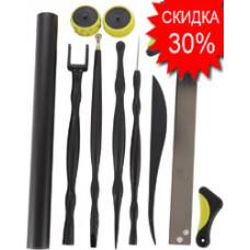 Набор основных инструментов для лепки (ASESSKIT)