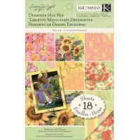 Набор бумаги Mat Pad Spring Blossom (598898)