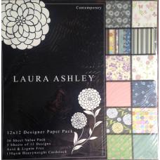 Набор бумаги от Laura Ashley Contemporary (LADP01)