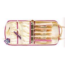 Дорожная мини - сумка - бежевая (U1299)