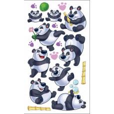 Наклейки Панда (52-00396)