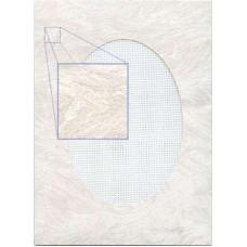 Рамка-открытка с эффектом морозного утра (Ф-007)