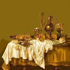 Набор для вышивания GOBLENSET Завтрак с омарами (G569)