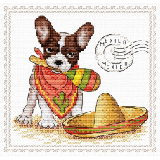 Мой верный друг. Мексика (М-069)