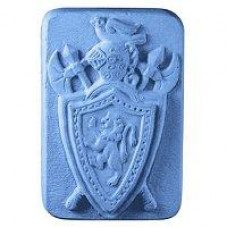 Форма для мыла Доспехи рыцаря (MW 427)*