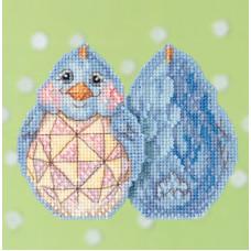 Голубой цыпленок (JS181711)