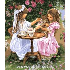 Время пить чай (G1060)*
