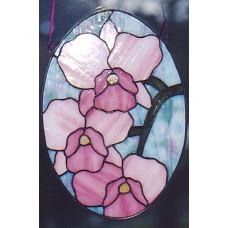 Краска витражная, Orchid pink (GG-17048)