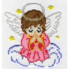 Ангелочек в розовом (БК-183)