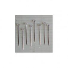 Декоративные булавки Хрустальные (ТК022)