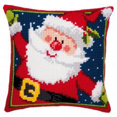 Подушка Дед Мороз (PN-0008725 (1200/927)**