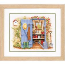 Мой садовый сарайчик (PN-0146451)