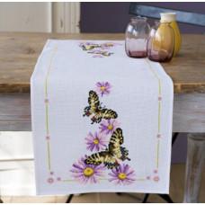 Дорожка на стол Бабочки (PN-0153766)