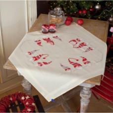 Скатерть Рождественские гномы (PN-0155211)